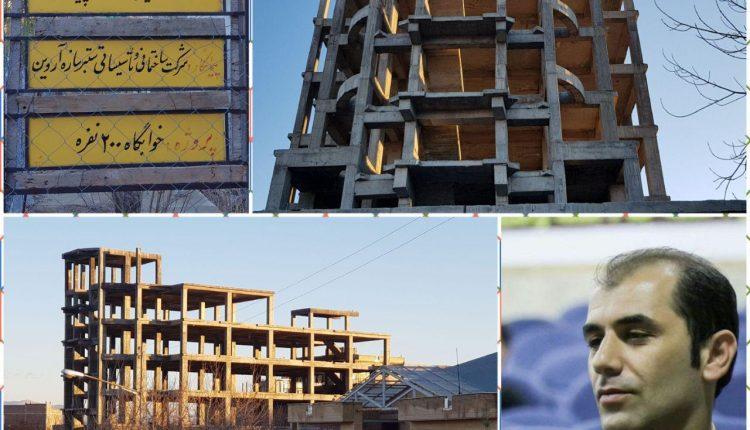 سایه رکود و ابهام بر ساخت هتل ورزش سقز